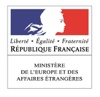 Logo of French Ministry of Foreign Affairs